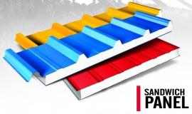 شرکت آریانا فلزگستران-فروش و نصب ساندویچ پنل