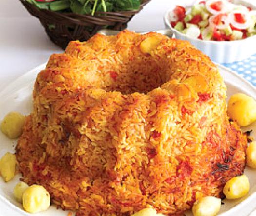 پلو استانبولی، طرز تهیه استانبولی پلو