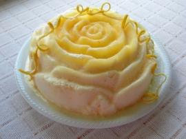 دسر لیمویی