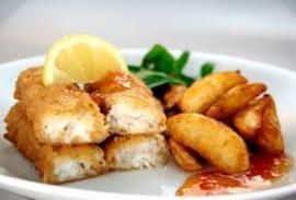 ماهی سوخاری، طرز تهیه ماهی سوخاری با سس لیمویی