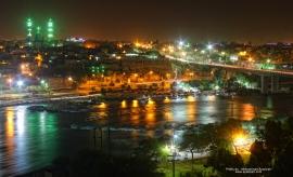 دزفول در شب