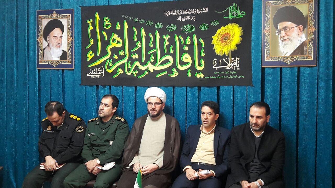 تشکیل ۱۴ کمیته در ستاد دهه فجر انقلاب اسلامی تکاب