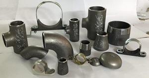 تولیدو پخش انواع اتصالات جوشی گاز (سحرگاز)