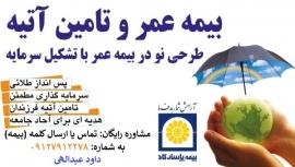 بیمه عمر و تامین آتیه و بیمه زنان خانه دار بیمه پاسارگاد