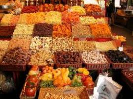 مرکز فروش عمده برنج-خشکبار-میوه خشک-حبوبات-رب-روغن-دوغ