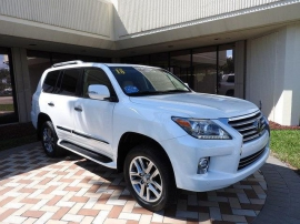 2015 Lexus LX 570 for sale