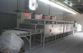 تولید سفارشی انواع خشک کن های صنعتی مایکروویو