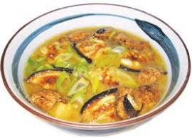سوپ بادمجان، طرز پخت سوپ بادمجان