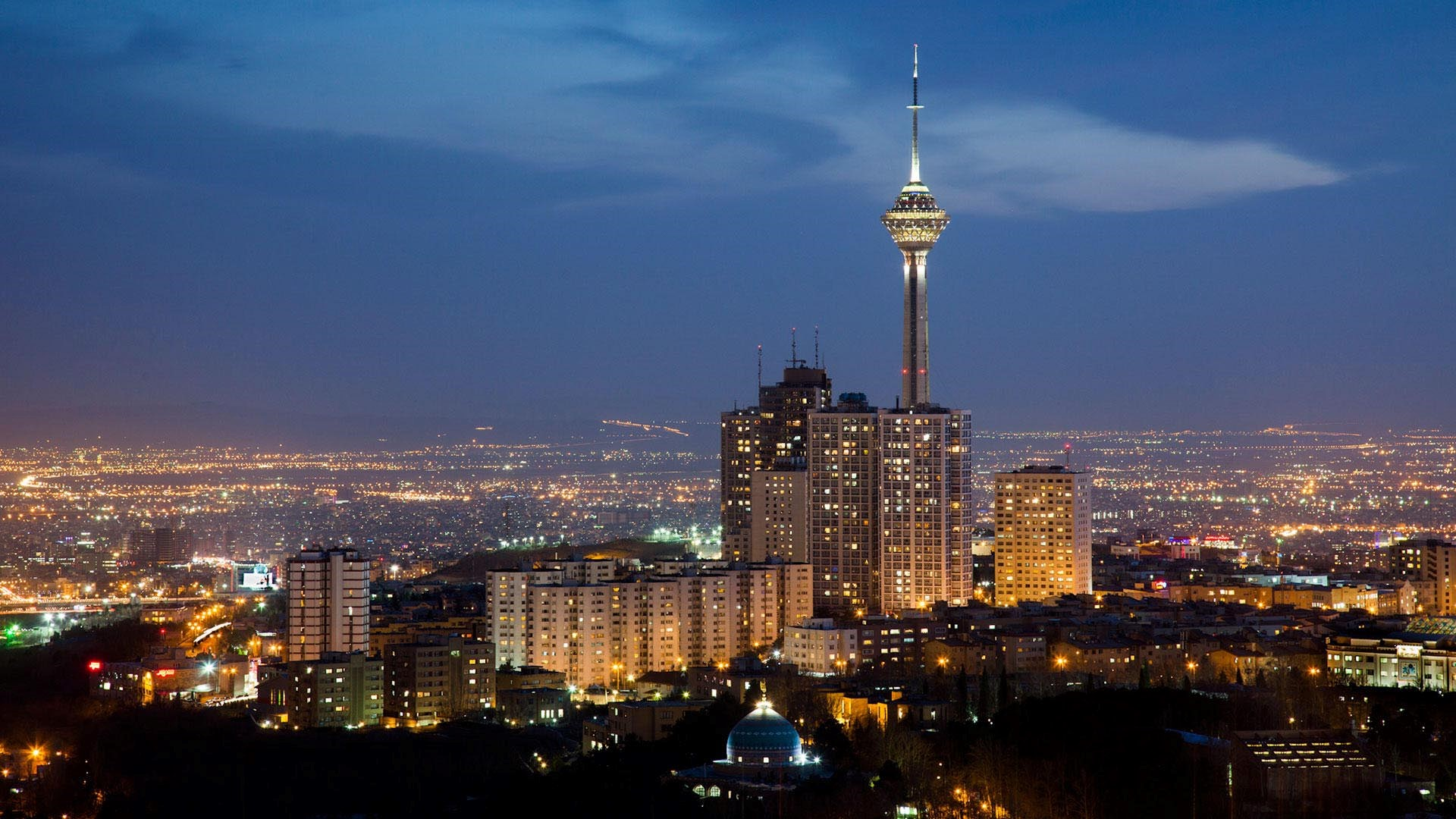 تهران برج میلاد