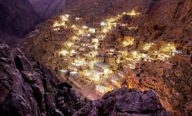 روستای اورامان کردستان