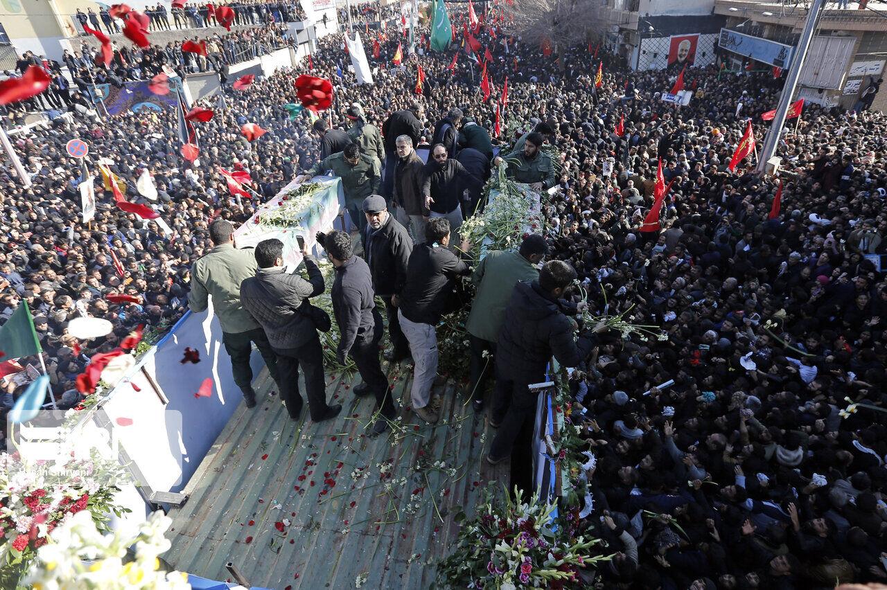 کولیوند: ۴۰ نفر از هموطنان در حادثه کرمان جان باختند