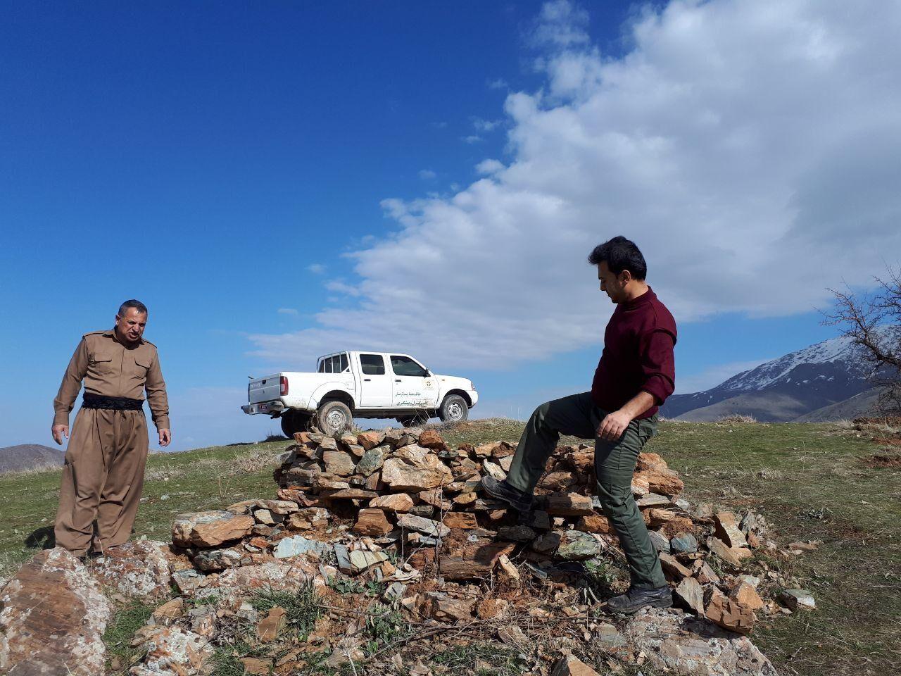 بازدید معاون سیاسی، امنیتی و اجتماعی استاندار کردستان از وضعیت اجرای طرح فاصله گذاری اجتماعی در ورودی سنندج