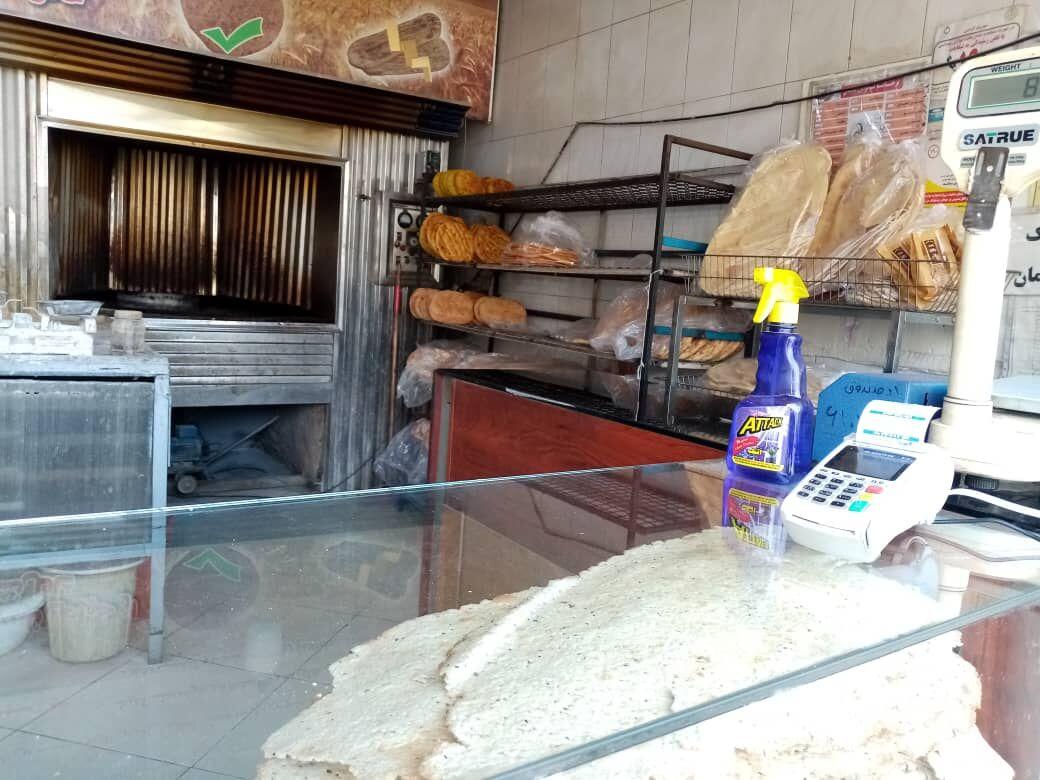 جریمه ۵۸ واحد متخلف آرد و نان در آذربایجانشرقی